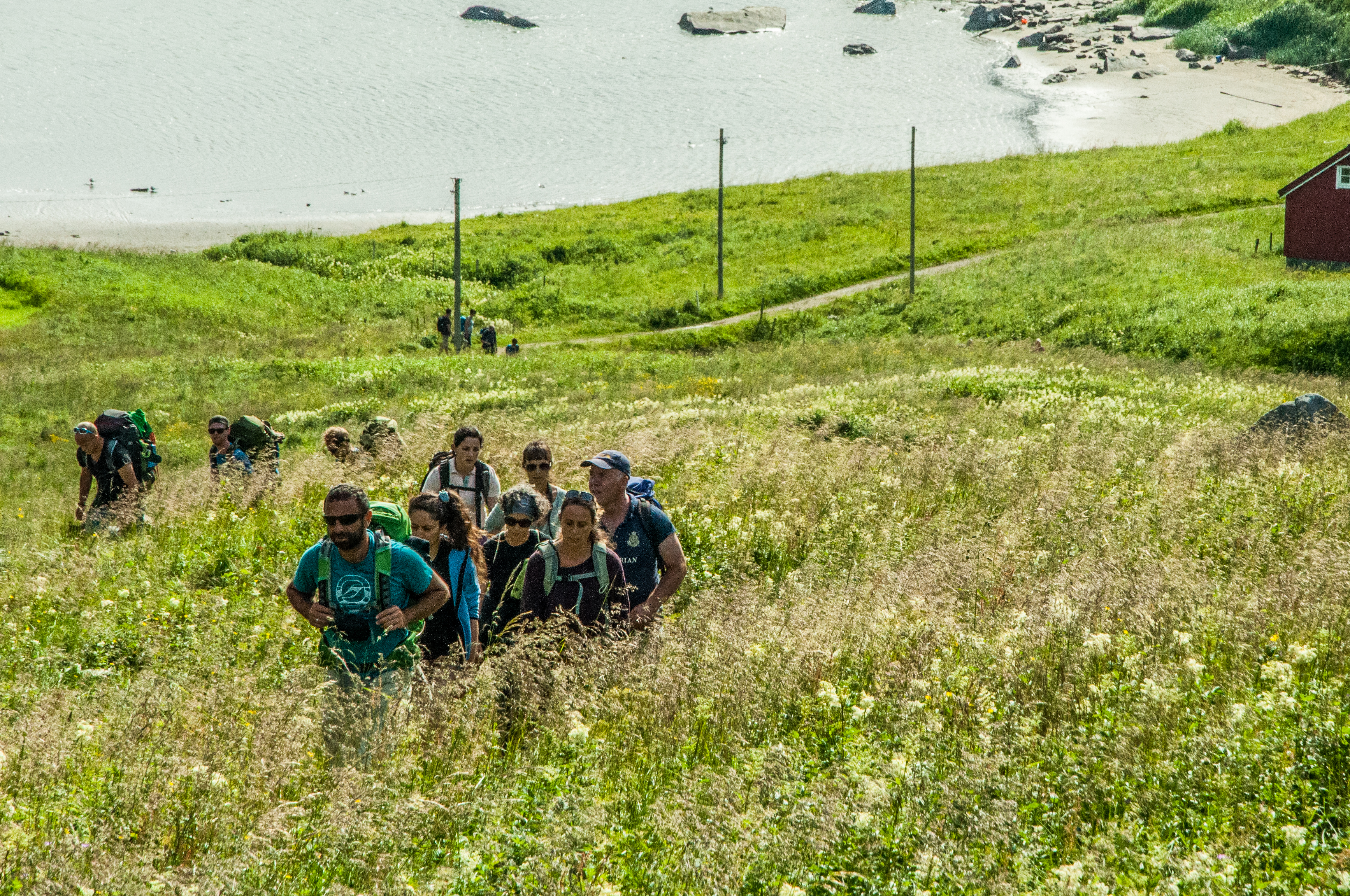 Viaggio trekking norvegia   Bunes
