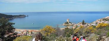 Trekking isola del Giglio