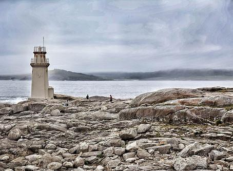 In Galizia, lungo il Cammino dei Fari