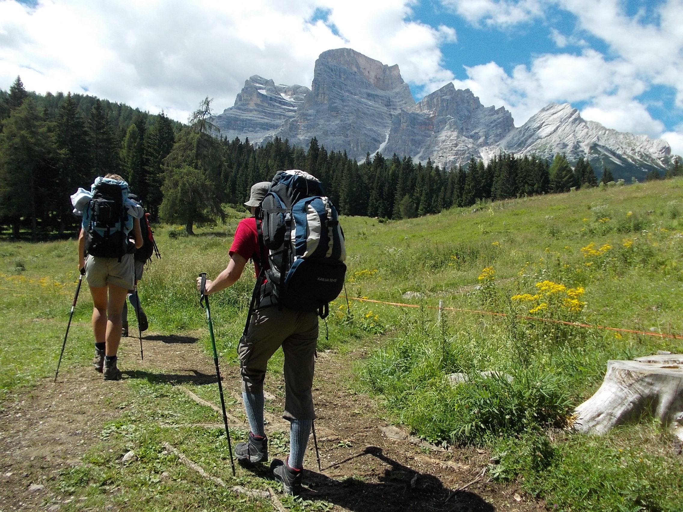 Trekking in Dolomiti