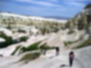 Trekking in Cappadocia Turchia