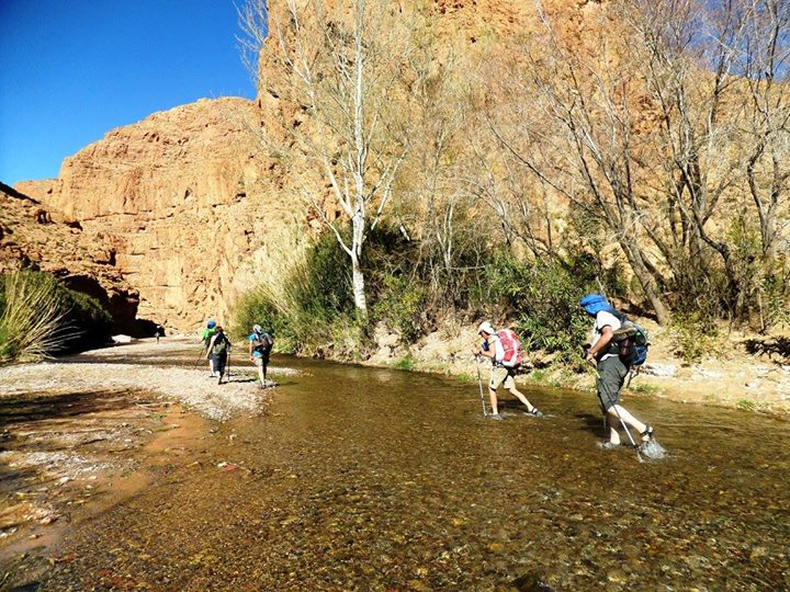 Trekking in Marocco   i fiumi