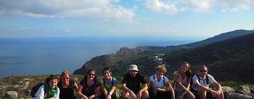 Viaggio trekking a Capraia