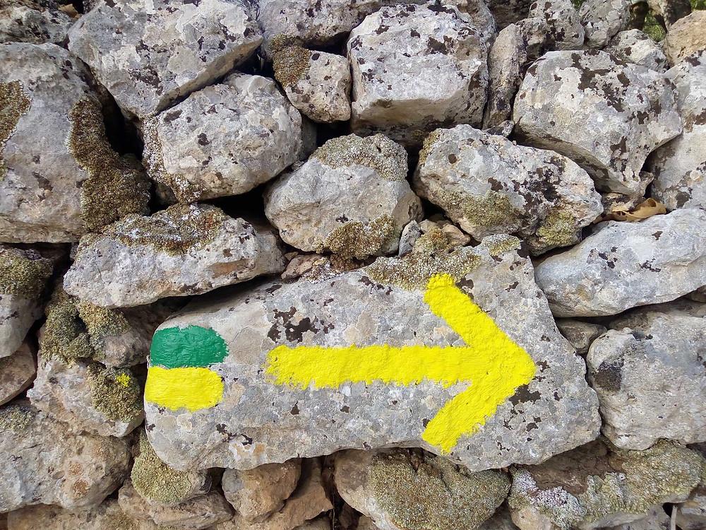 segnaletica-cammino-via-peuceta-percorso