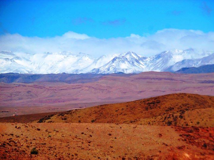Trekking in Marocco   i panorami