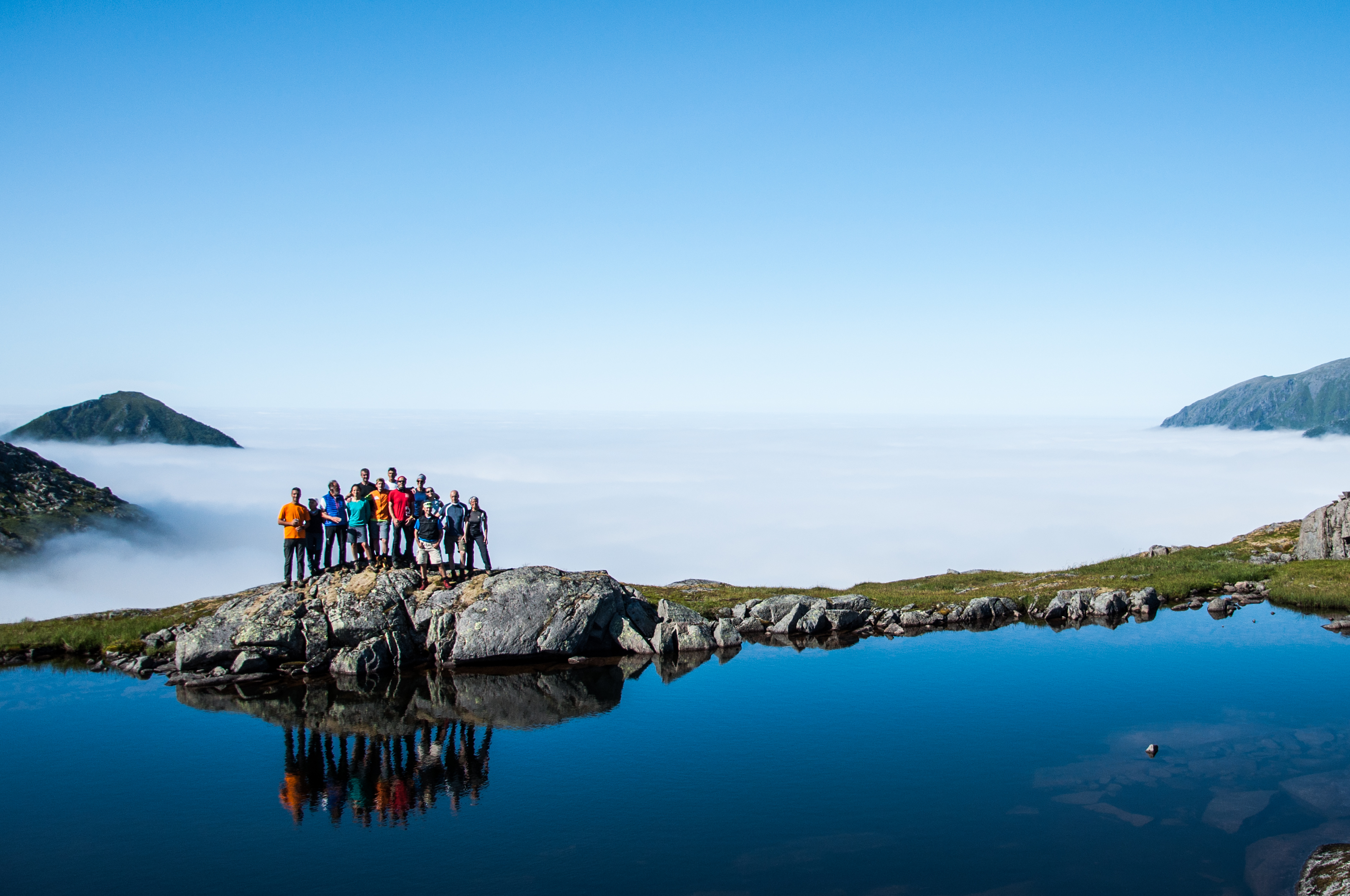 Trekking Lofoten - Agosto