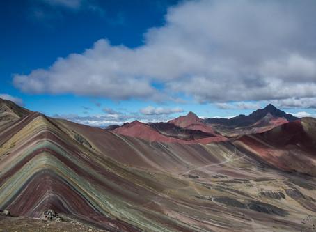 Vinicunca, la Montagna Arcobaleno delle Ande Peruviane
