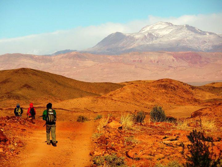 Trekking in Marocco   panorami