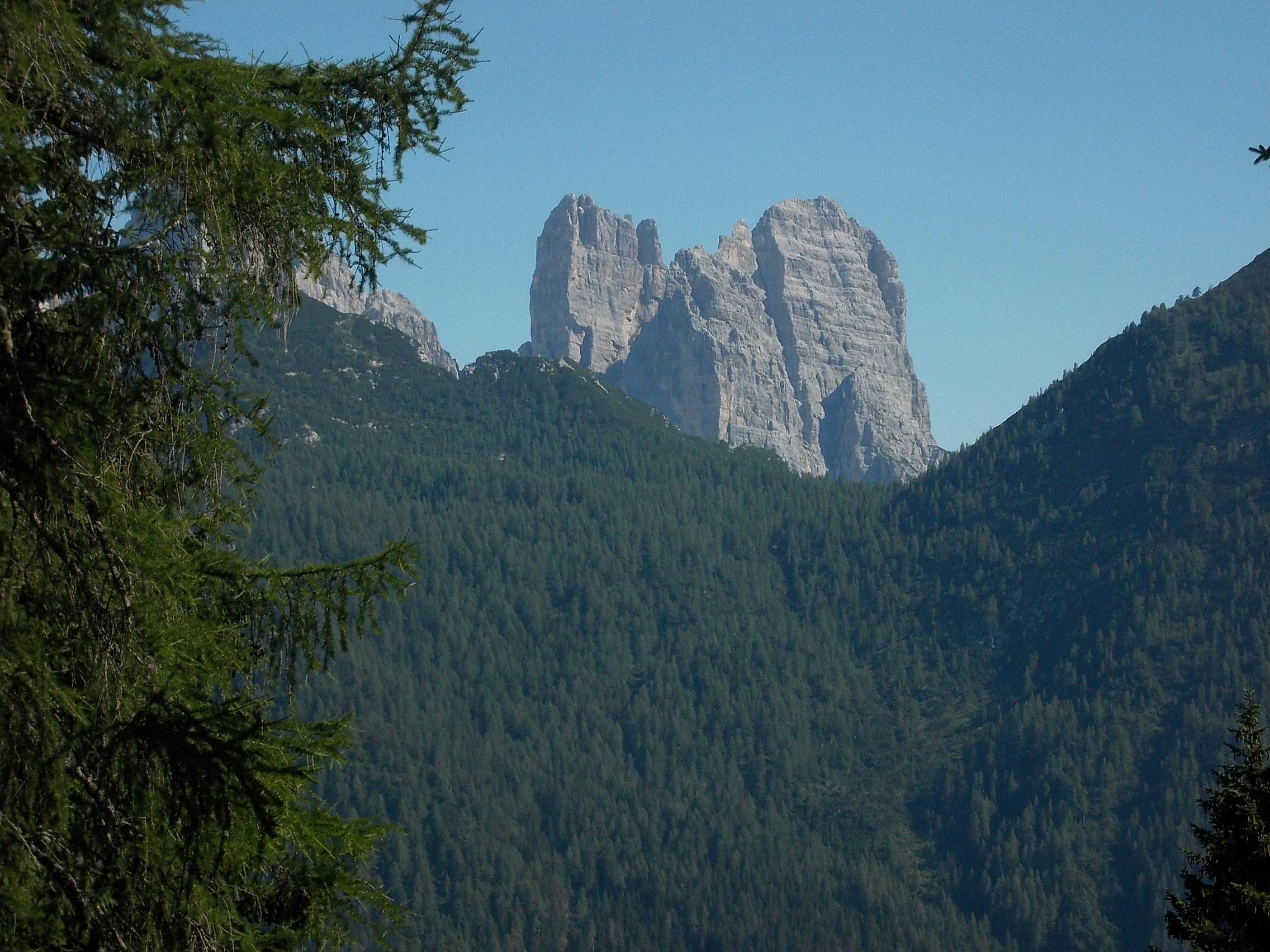 Alta Via 3 in Dolomiti