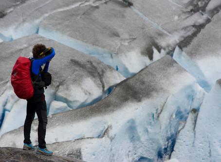 Sulle Orme dei Ghiacciai della Patagonia