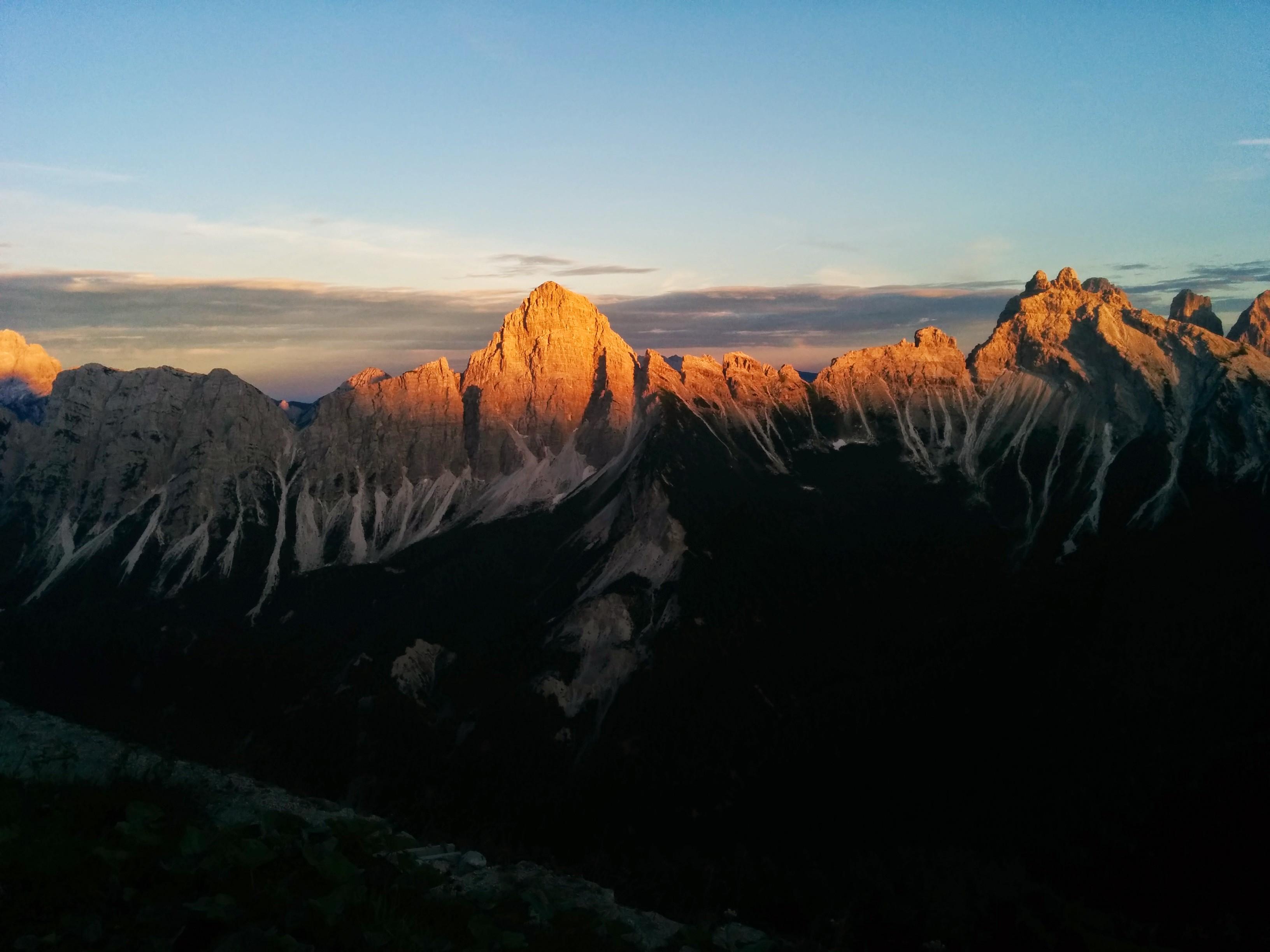 Trekking Alta Via n 3 in Dolomiti
