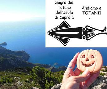 Viaggio Trekking Capraia Sagra del Totano_Ttekkilandia