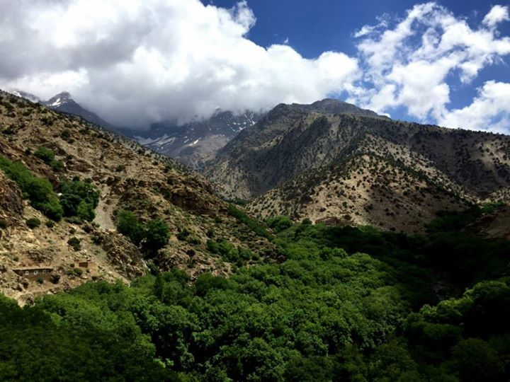 Viaggio Trekking | jebel Toubkal