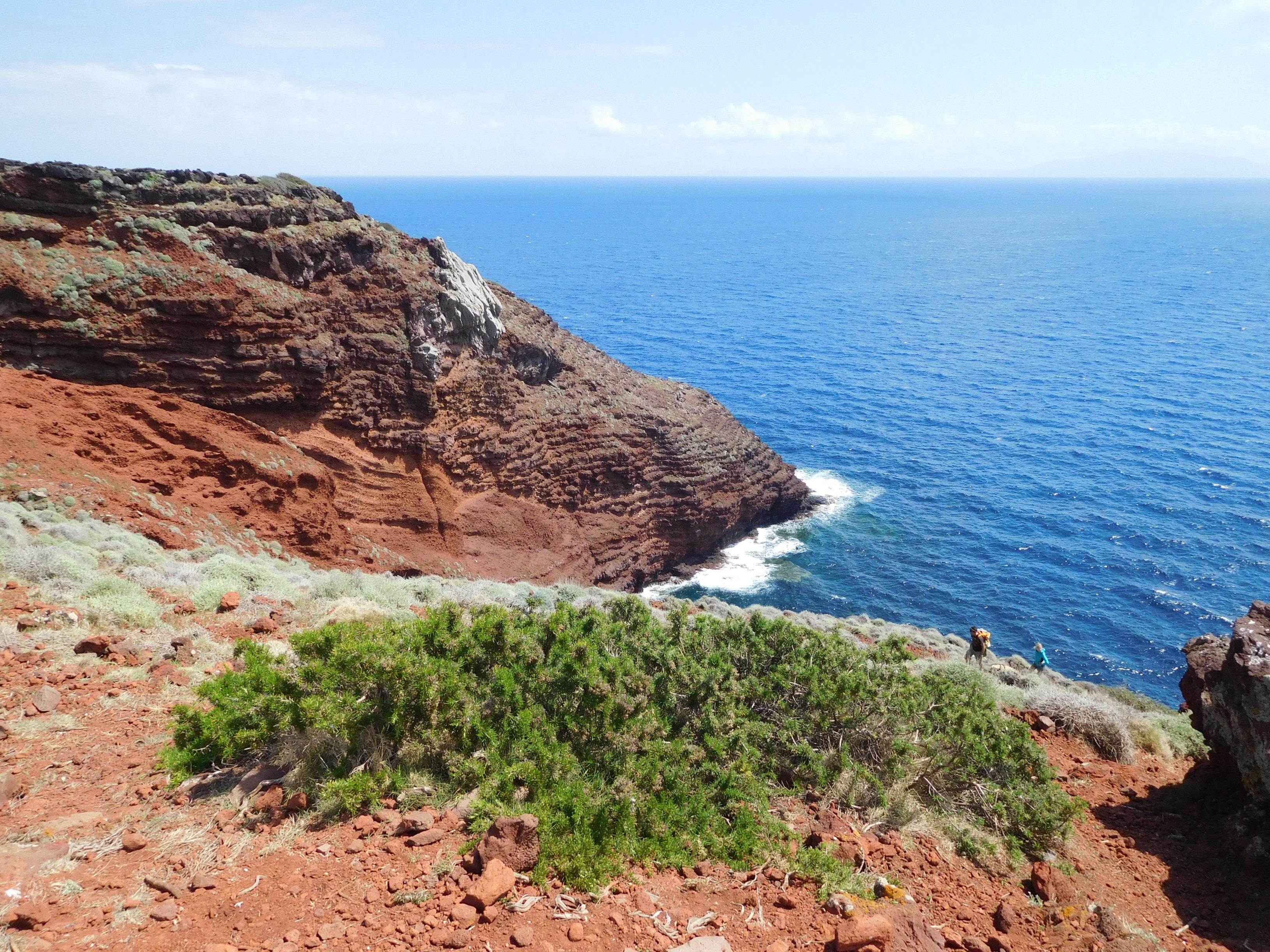 Capraia isola Trekking | Trekkilandi