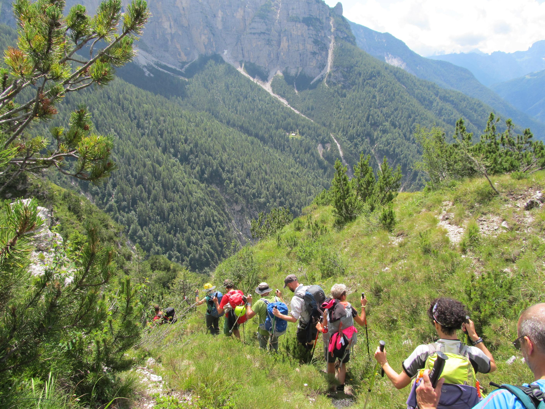Alta Via n 3 in Dolomiti
