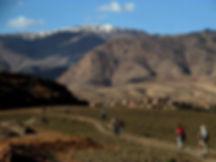 Viaggio trekking Marocco   Trekkilandia   Ultima tappa del viaggio a piedi in Marocco