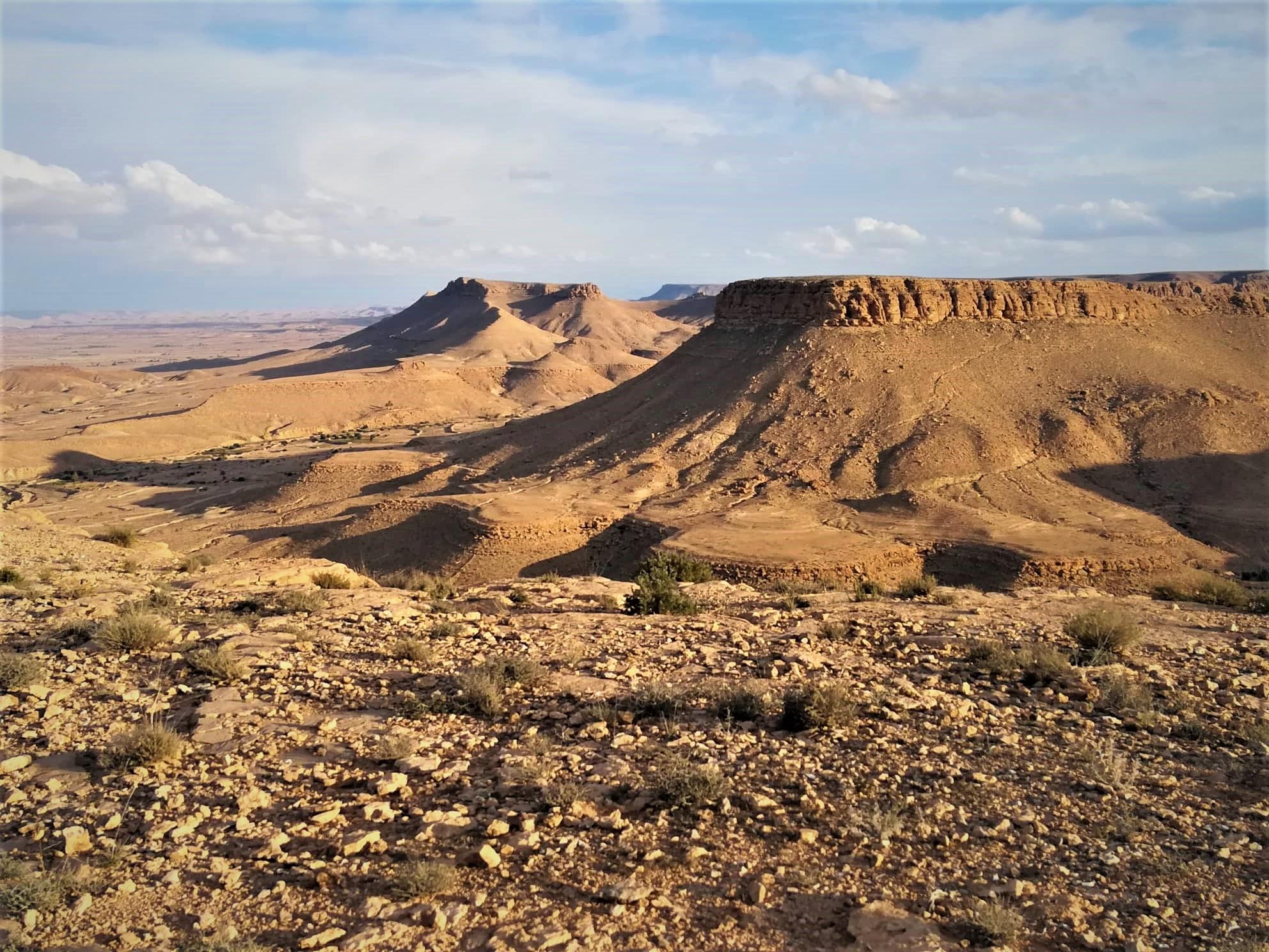 Viaggio Trekking in Tunisia