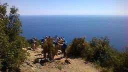 Trekking Portovenere in Liguria