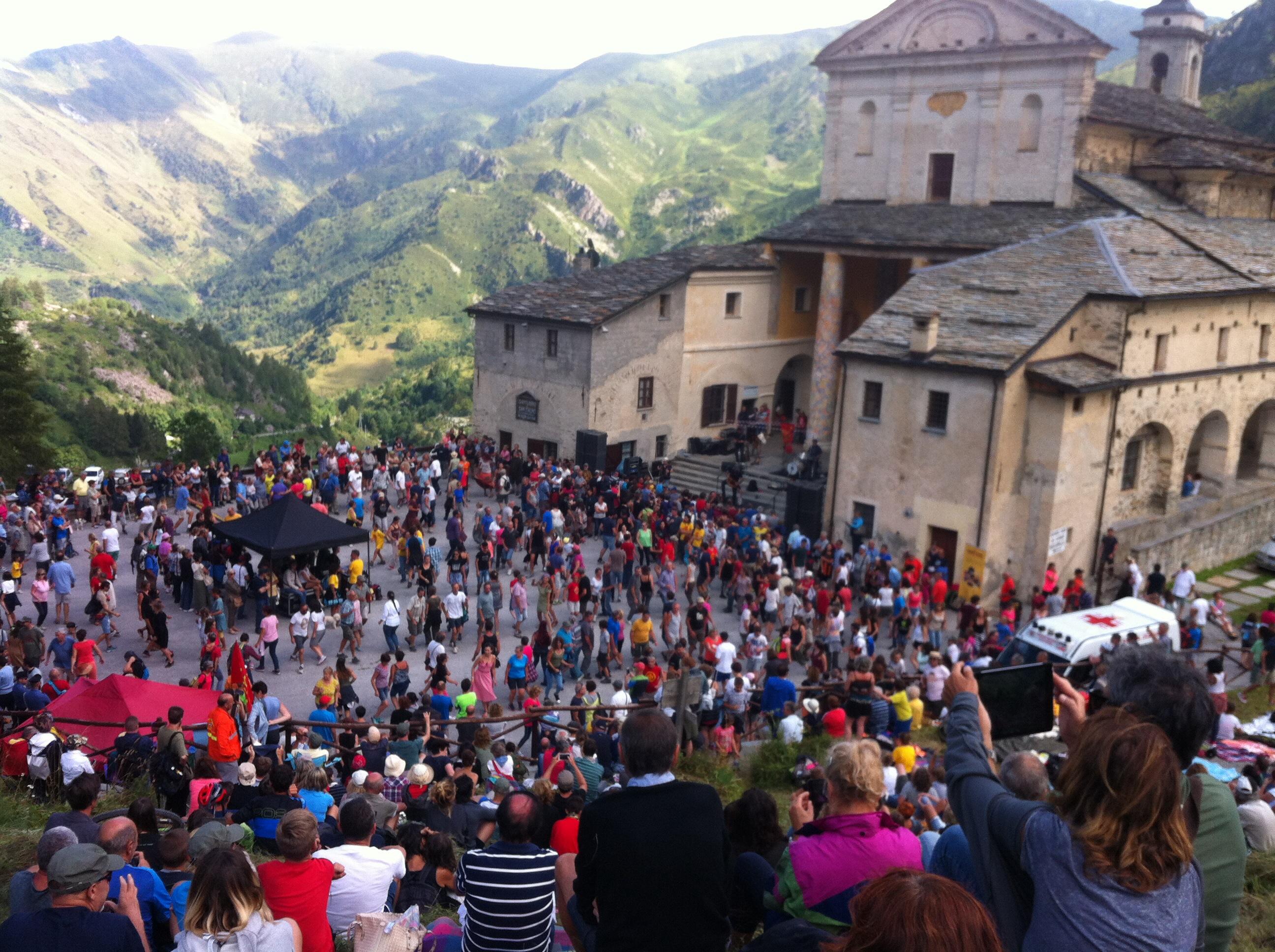 Concerto dei Lou Dalfin Castelmagno