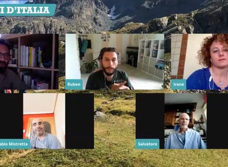 Magna è la Via: il racconto della Via Francigena in Sicilia.