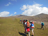 Viaggio trekking in Armenia   Trekkilandia   Armenia verso la cima vulcanica