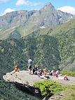 Fremo Cuncunà in Val Maira