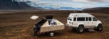 Overland Islanda con escursioni
