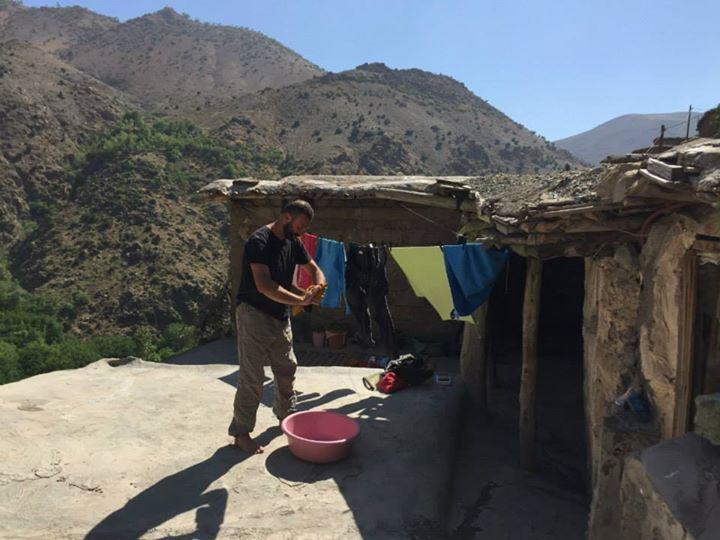 Trekking in Marocco|jebel Toubkal