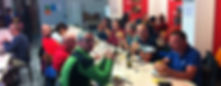Viaggio in Val Maira | Trekkilandia | cena a Castelmagno