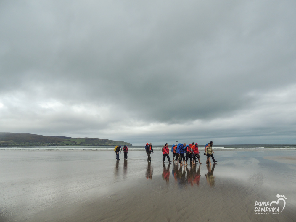 Trekking in Irlanda