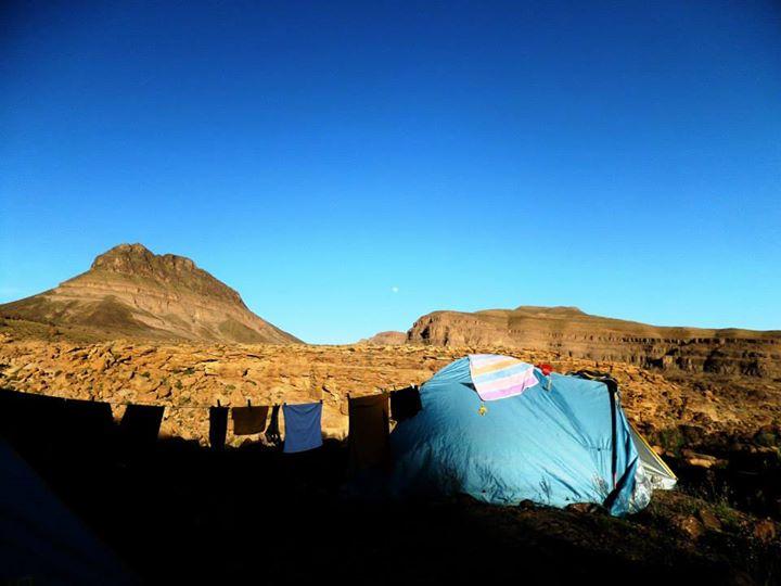 Trekking di gruppo in Marocco