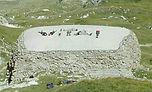 Viaggio trekking in Val Maira | Trekkilandia | bunker lungo il Vallo Alpino