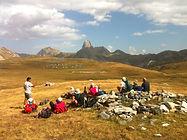 Trekking in Piemonte | Vacanza di gruppo a piedi lungo il sentiero occitano in Val Maira