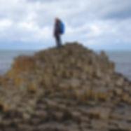 Selciato del gigante nord irlanda