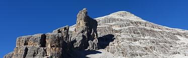 Trekking Alta Via 1 in Dolomiti   Trekkilandia   Tofana de Roses dal Rifugio Giussani