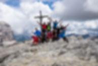 trekking dolom alta via n1 | Trekkilandiati