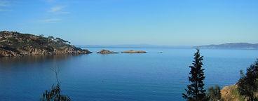 Trekking parco nazionale arcipelago toscano