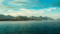 Trekking alle Isole Lofoten   Trekkilandia   L'arrivo con il postale Hurtigruten