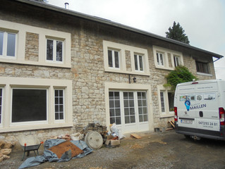 Maison R&D à Berleur