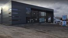 Ebsys SPRL : surface commerciale + bureaux à Naninne