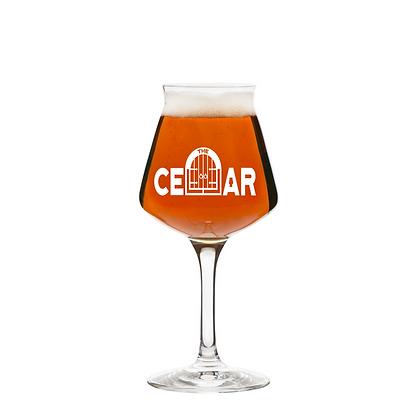14 oz stemmed beer glass (Cellar)