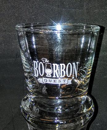 Bourbon Quest Glassware