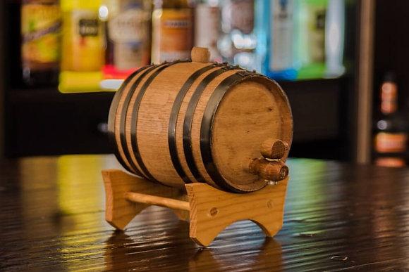 2 Liter Aging Barrel