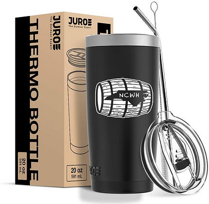 20 ounce stainless tumbler set