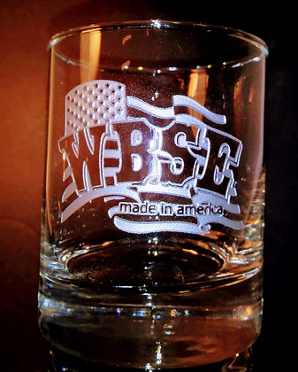 Flag glass WBSE or Custom