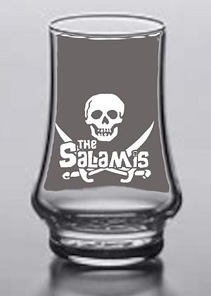 THE SALAMI ARC KENZIE GLASS