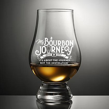 Glencairn 6 ounce (Bourbon Journey)