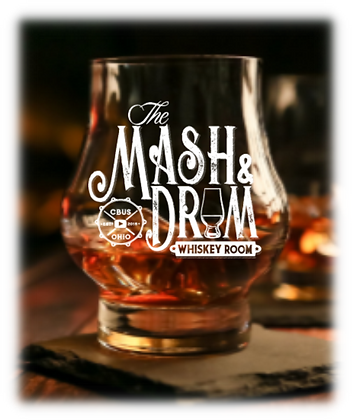 10.5 ounce master reserve glass (Mash)