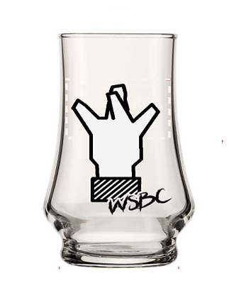 Arc Kenzie glass (WSBC)5.75 ounce