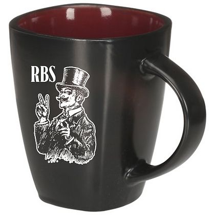 14 oz coffee mug (RBS)